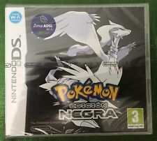 Pokémon Edición Negra DS NUEVO!!