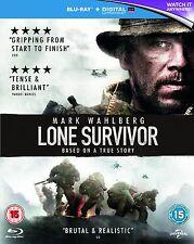 Lone Survivor (Blu-Ray + Digital UV  2014) Mark Wahlberg ( Brand New & Sealed )