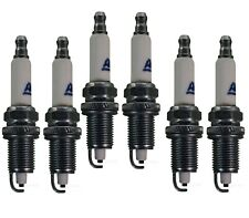 Set Of 6 Spark Plugs AcDelco For Volkswagen Routan 4.0L V6 2009-2010