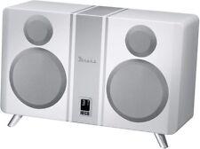 Heco Direkt 800 BT Bluetooth-Lautsprecher - Weiß