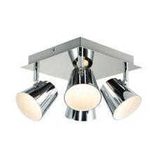 Lampadari da soffitto Endon Lighting Acciaio GU10