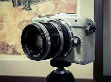 Olympus F. Zuiko 38mm F/1.8 Lens for Analogue/Digital Pen Camera. MFT etc