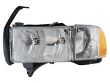 1999 2000 2001 Dodge RAM 1500 Sport model headlight head light left driver