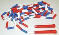 Champion Sport Pr16 Jump Rope - 16 Ft Length - Blue, White, Red - Plastic (PR16)