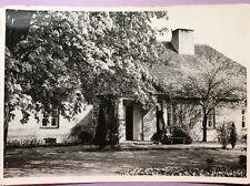 Żelazowa Wola Chopins Birthplace Mansion House RPPC Vtg Postcard Chodakow Poland