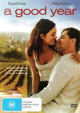 A Good Year DVD NEW (Region 4 Australia)