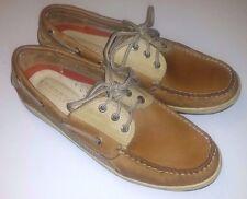 Sperry Top-Sider 0799023 Men's Billfish Boat Shoes ~ Men's US Sz 9.5 M ~ $100