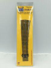 PECO SL-100F PLUS POST 1 x Code 75 Flexible Finescale Streamline N//S 00 Track