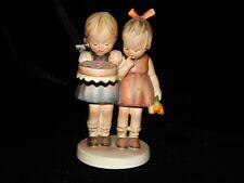 "New Listinggoebel hummel figurine # 176 Happy Birthday large 5.75"" Tmk 1 incised Crown"