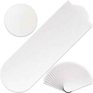 25PCS Stainless Steel Pedi Nail File Foot Pedicure Replacement Pads Grit 100