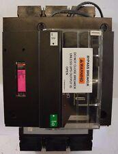 Merlin Gerin CK800HH 800a Frame 700a plug 110-127v Motor Operator 48v DC Shunt