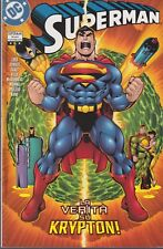 italian edition DC comics SUPERMAN TRADE PAPERBACK # 6 LA VERITA' SU KRYPTON