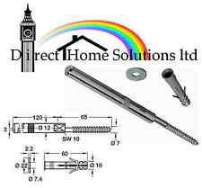5 X HAFELE FLOATING CONCEALED SHELF SUPPORT BRACKET STEEL BEST PRICE & QUALITY
