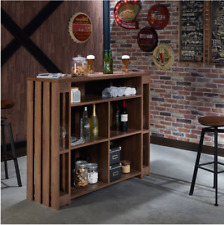Home Bar Table Furniture For Sale Pub Cabinet Liquor Wine Mini Bar Contemporary