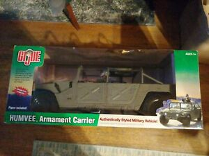 GI Joe HUMVEE Armament Carrier - 1/6 scale  *NIB - see details