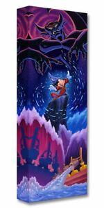 Triumph of Imagination- Tim Rogerson-  Treasure On Canvas Disney Fine Art