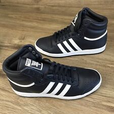 NEW Adidas Originals Top Ten HI Basketball Shoes Blue Size  US-10 (EF2517)
