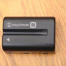 Sony NP-FM500H Battery For Sony A57 A65 A77 A99 A350 A550 Camera Genuine