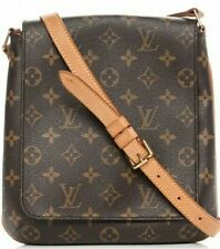 Louis Vuitton Monogram Musette Crossbody Messenger Bag