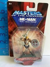 2002 Masters of the Universe He-Man 2.75? Action Figure Mattel 56525 MOTU