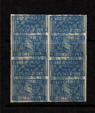 Puerto Rico SC# 21 BK4 Doubled Proof No Gum - S8735