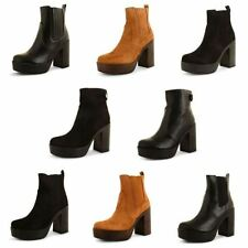 Unbranded 100% Leather Casual Heels for Women