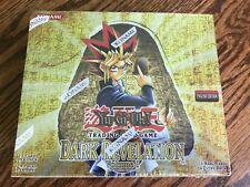YuGiOh! - Dark Revelation Vol 1 - Sealed Box - DR1 - US