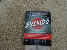 Rod Building Wrapping Bushido MB68/12-25 Graphite Blank