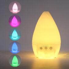 Humidificador de Aire Difusor Aroma De Aceite Eléctrica Luz De Noche DN-816 Relajante Defuser