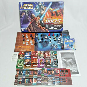 Star Wars Epic Duels Game Board Game #40406 by Milton Bradley, 2002
