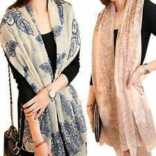 Unbranded Voile Scarves and Shawls Shawls/Wraps for Women