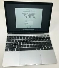 "@ Apple MacBook Intel m5 1.2GHz 8GB 512GB 12"" Retina Display Silver Model A1534"