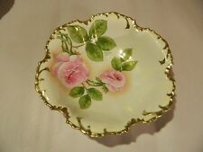 "Hand Painted Royal Munich signed Gavin 10 1/4"" Bowl 1-1"