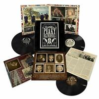 "Peaky Blinders OST Series 1-5 (NEW 3 x 12"" VINYL LP) Soundtrack"