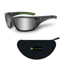 John Deere Wiley X Force-X Premium Safety Sunglasses