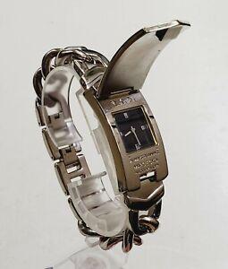 RARE,UNIQUE Women's HIDDEN Watch MARC ECKO E95002M1. Chain Bracelet