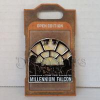 Disney Parks Star Wars Galaxy's Edge Batuu Millennium Falcon Cockpin Pin