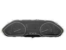 Bloc Compteurs Vitesse Peugeot 208 9813848780 24075