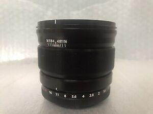 ++ WEEKEND OFFER ONLY ++ Fujifilm 16mm XF F1.4 R WR Lens
