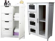 Glass Bathroom 81cm-100cm Height Cabinets