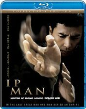 Ip Man (Blu-ray Disc, 2010, 2-Disc Set, Collector's Edition)