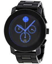 New Movado Bold TR90 Chronograph Men's Watch 3600101