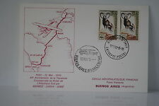 CARTE FRANCE ORLY BUENOS AIRES ARGENTINE TB 1970