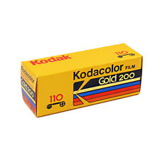 5 Roll Kodak GOLD 200 110 Color Print Film holga camera EXPIRED 1990 FREE SHIP