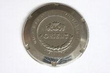 Orient vintage mens screw case back for parts/restore - 139275
