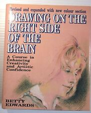 Drawing on the Right Side of the Brain by Betty Edwards (Hardback, 1992)