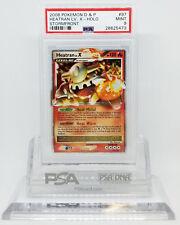 Pokemon STORMFRONT HEATRAN LV X 97/100 ULTRA RARE HOLO FOIL CARD PSA 9 MINT #*