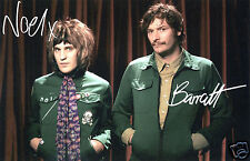 THE MIGHTY BOOSH AUTOGRAPH SIGNED PP PHOTO POSTER