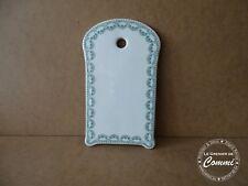 1 tartinière / planche à pain Royal Boch Carlotta vert