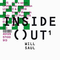 Will Saul - INSIDE OUT [CD]